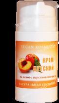 Крем детский на основе персикового масла